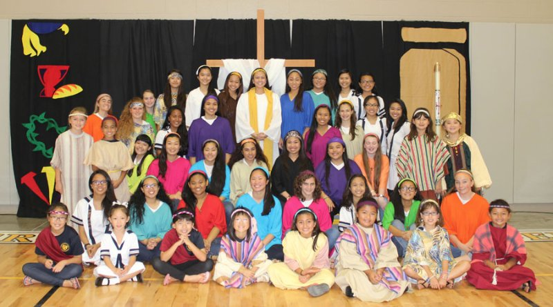 Easter Paraliturgy 2015
