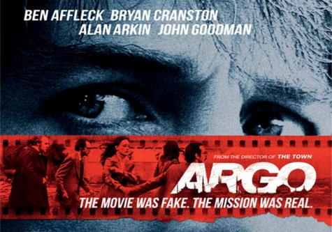 Argo fake movie poster