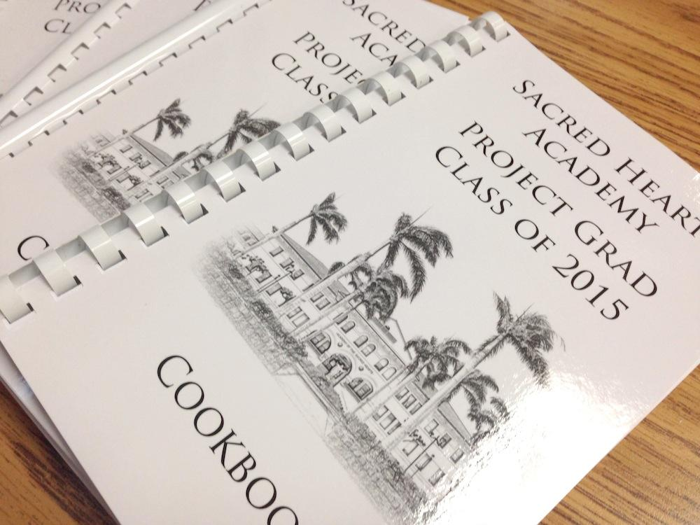 The Class of 2015 is raising funds for Project Graduation, including a cook book and Christmas tree sales.