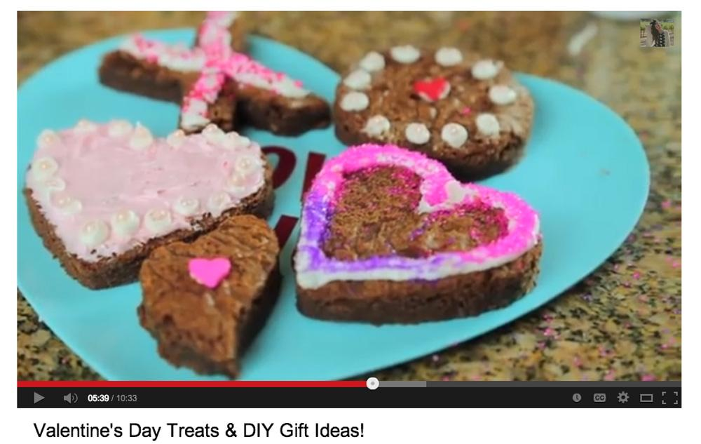 Valentine's Day does not have to mean buying gifts. DIY projects are low cost and affordable.