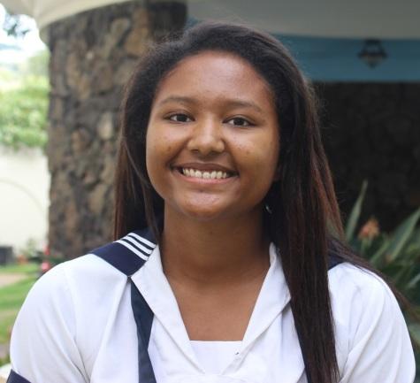 Photo of Malia Okoh