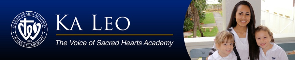 The news site of Sacred Hearts Academy