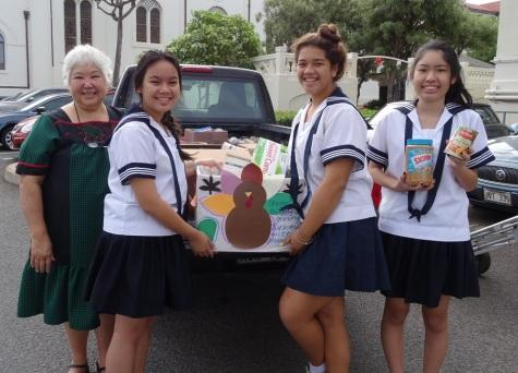 Canned food drive inspires giving
