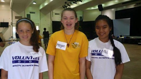 Leo club helps school and community