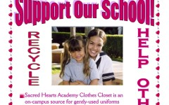 Academy holds annual uniform summer sale