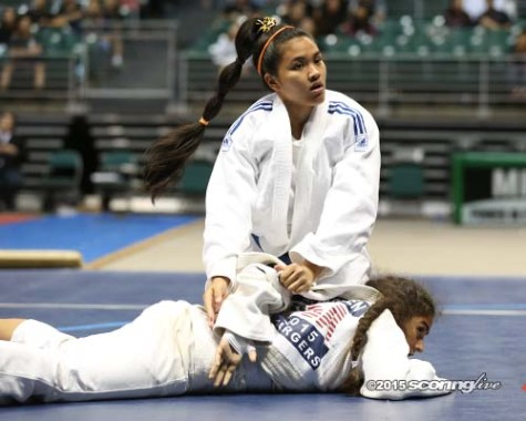 Senior wins judo state championship