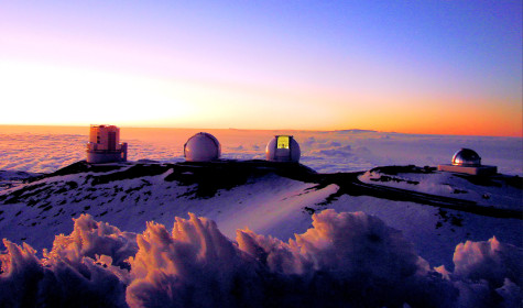 Protests stall UH TMT telescope project