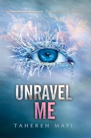 'Unravel Me' continues 'Shatter Me' series