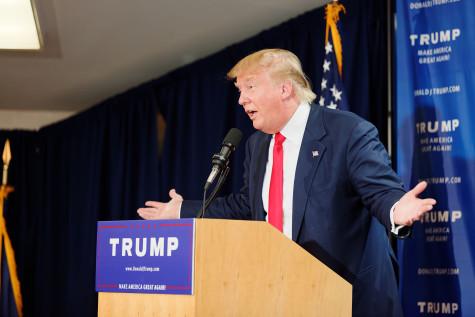 Trump dominates race but worries Republican party