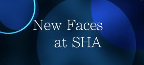 SHA Welcomes New Teachers