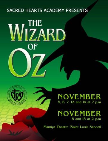 'Land of Oz' comes to Mamiya Theatre