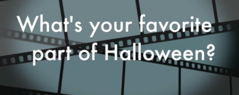 What's your favorite part about Halloween?