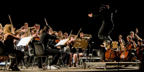 Student musicians chosen for prestigious orchestra programs