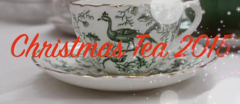Christmas Tea 2015