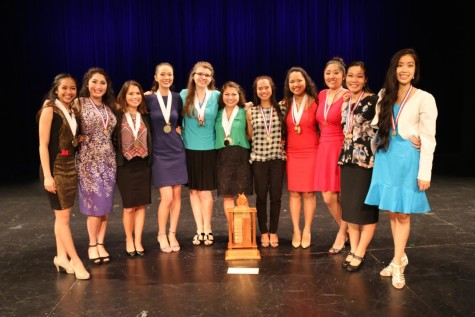 Senior chosen second runner-up in Distinguished Young Women Scholarship Program