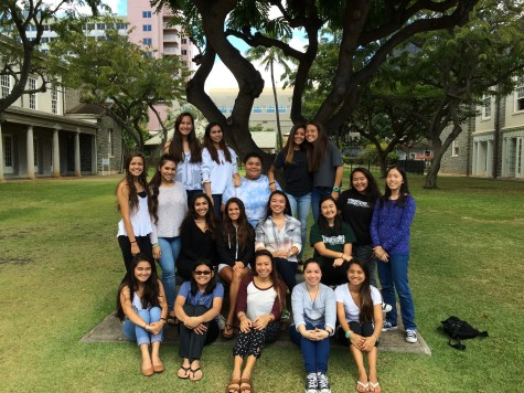 Choir students perform in Hawaii All-State Choral Festival
