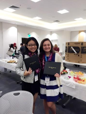 Seniors shine in HPU contest