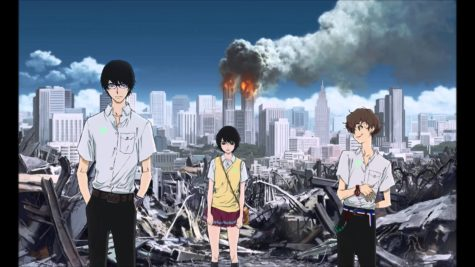 Mythological creature seizes hold of Tokyo in 'Terror in Resonance'
