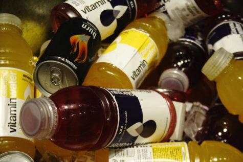 Do enhanced drinks provide better health benefits than plain water?
