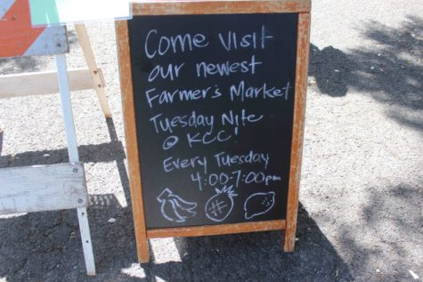 KCC Farmers Market attracts locals and visitors