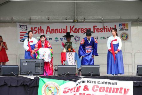 Festival celebrates Korean culture