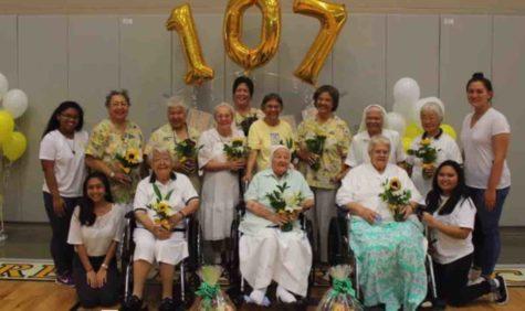 Happy 107th Birthday, Sacred Hearts Academy!