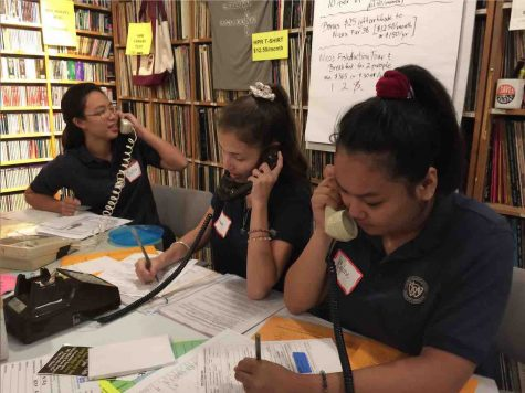 On the Air: A fast-paced volunteer experience
