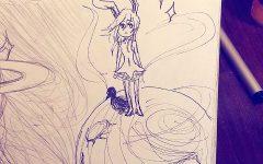 Drawlloween: 31 drawings, 31 days