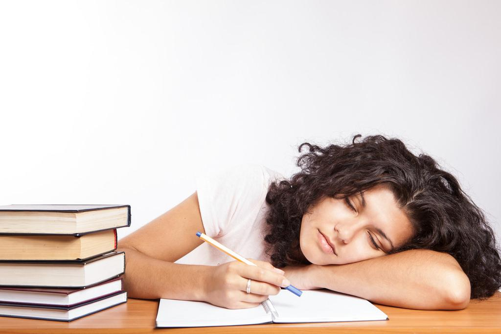 Teens nationwide are sleep deprived. The likely culprit? Staying up late to finish school work. Photo Courtesy: Static Flickr