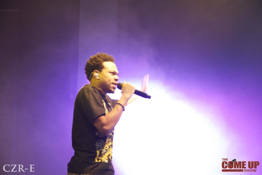 Chance the Rapper will perform in Honolulu on Jan. 7 and 8. Photo Courtesy: Static Flickr