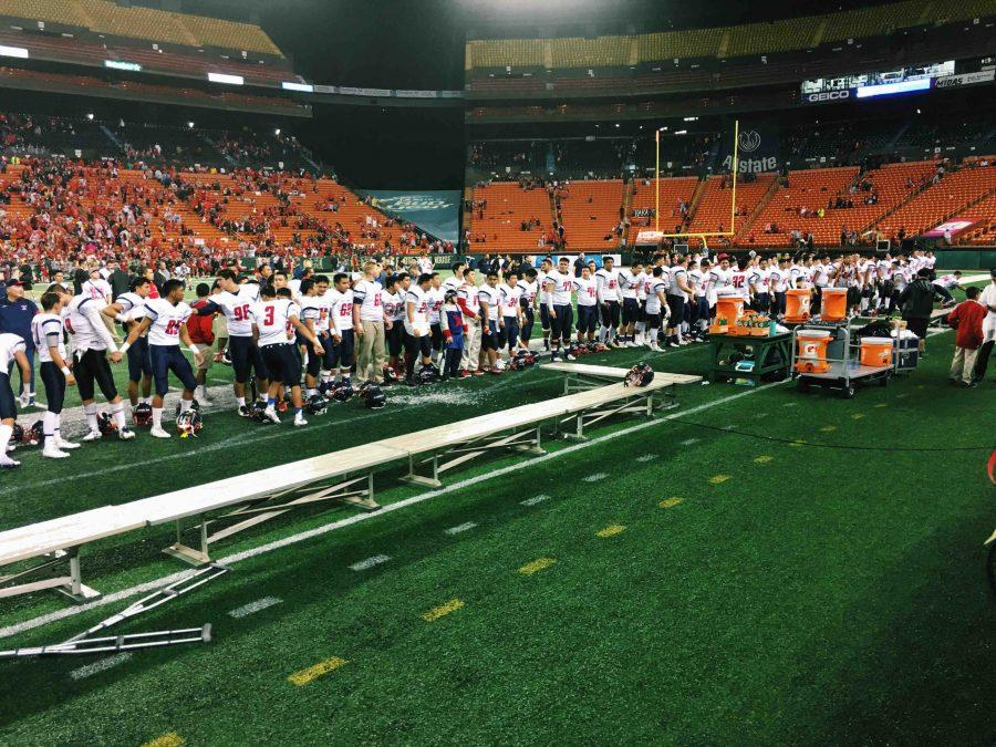 St. Louis takes Open Division title over Kahuku