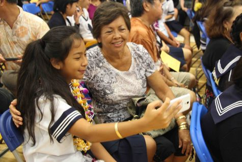 Grandparents Day 'never gets old'