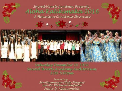 Academy brings Kalikimaka cheer
