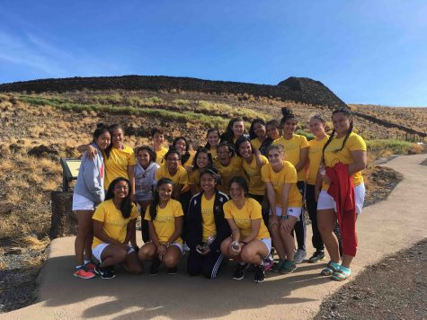 Varsity soccer visits Big Island to kick off season