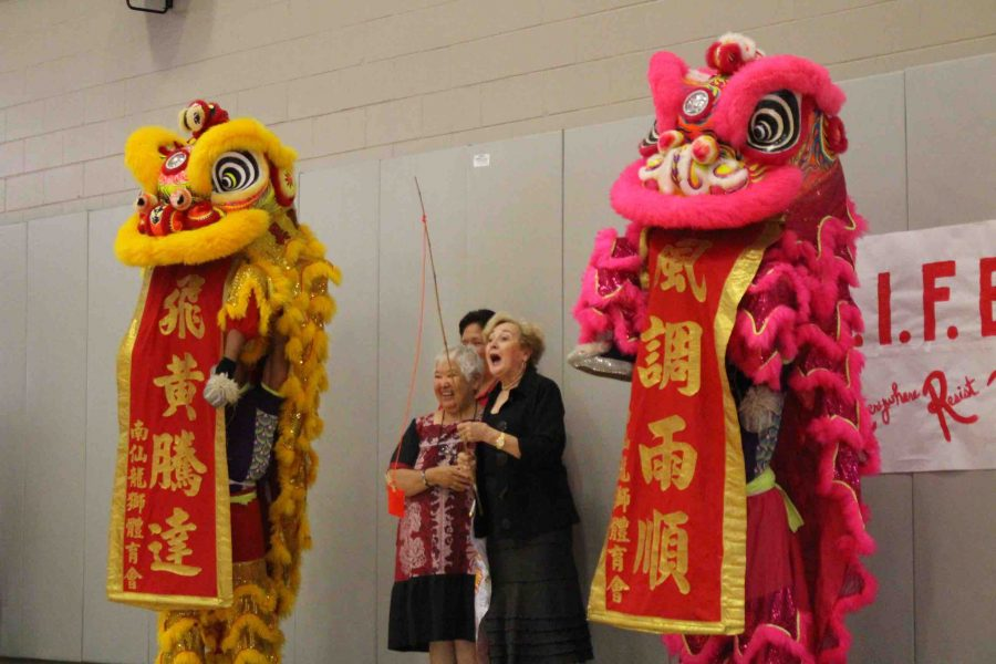 Chinese lion dancing a way of life for junior