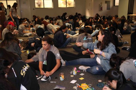 Juniors experience 'J.O.Y.' on retreat