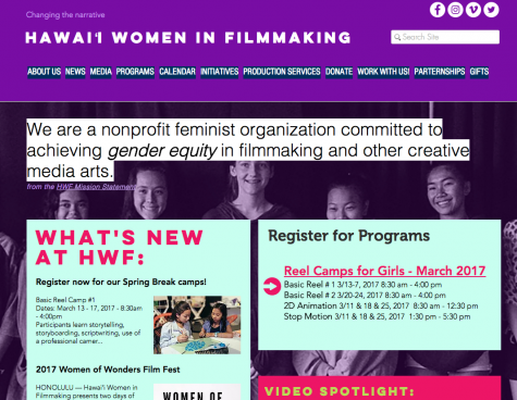 Female filmmakers find home in Kaimuki