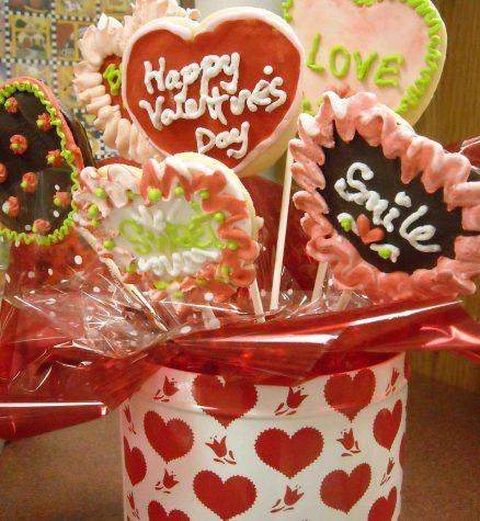 Making Valentine's Day a bit sweeter