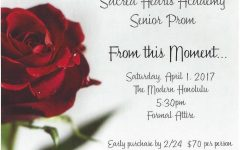 Seniors to dance the night away 'From this Moment…'