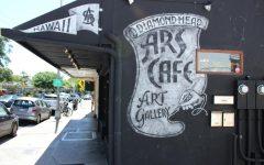 Drink vintage at Ars Cafe