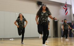 Sisters bond over Freshmen Initiation week