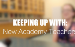 KEEPING UP WITH: New Academy Teachers