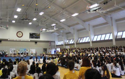Academy celebrates Founder's Day
