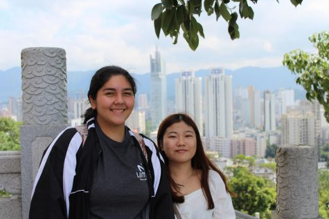 Journalism students go abroad