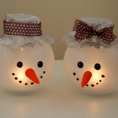 Get crafty with Christmas DIY decorations
