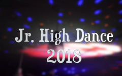 Jr. High Dance 2018