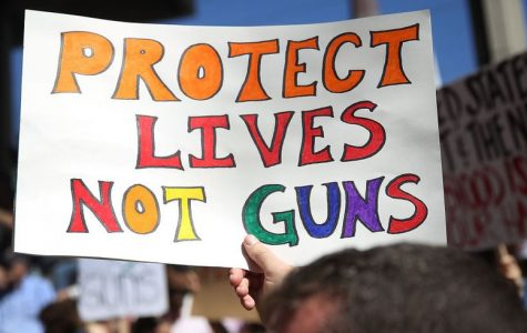 """Students say """"no"""" during the March for Our Lives"""