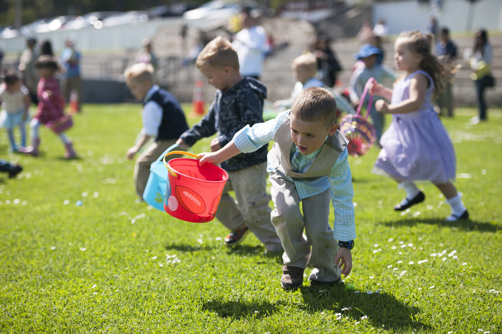 After the celebration of Jesus' resurrection, many participate in Easter Egg hunts where children try to find eggs hidden by their family members. All people celebrate Easter, but for Christians it has an empowering meaning behind it. Photo courtesy of Flickr.