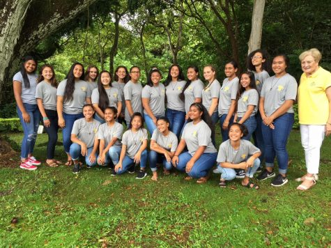 Academy PWH scholarship recipients celebrate annual retreat