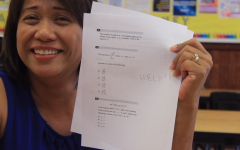 Teachers take on the SATs
